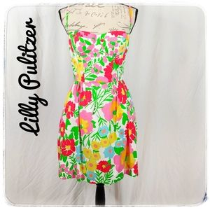 Lilly Pulitzer Big Garden By the Sea Georgie Dres